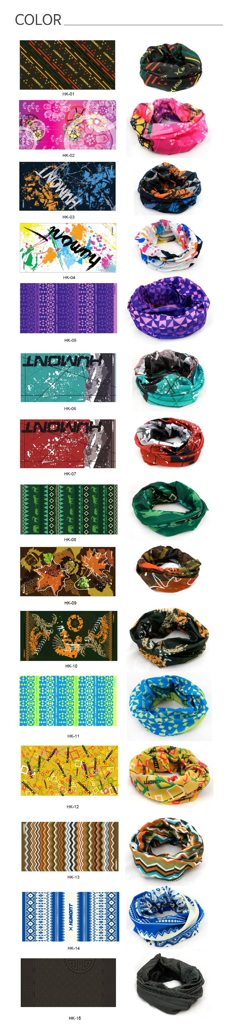 [휴몬트] 국산 멀티스카프(HK-20종)/등산용품 - 아웃도어랜드몰, 4,900원, 등산용품, 등산의류/패션잡화